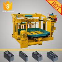 QMY4-30 hollow block machine for sale china movable block machine paving laying machine