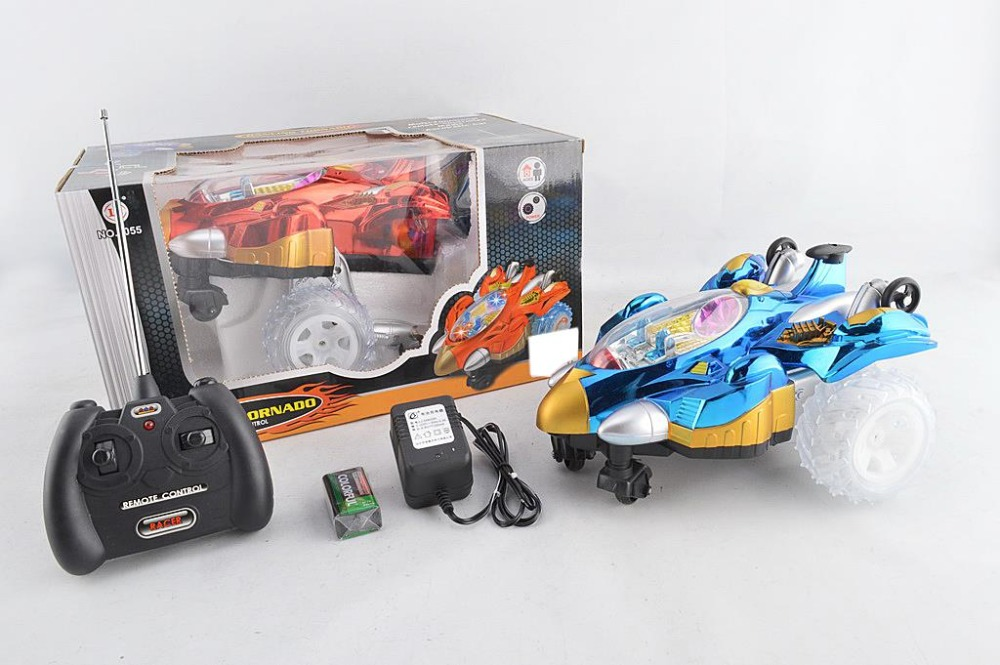 Best Quality In Stock custom self-assembly rc car for children play