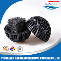 Aquarium Accessories Filter Media Bio Balls for Fish Farm and Koi Pond