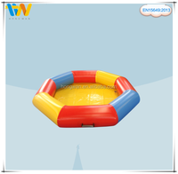 Factory direct wholesale inflatable pool toys rental