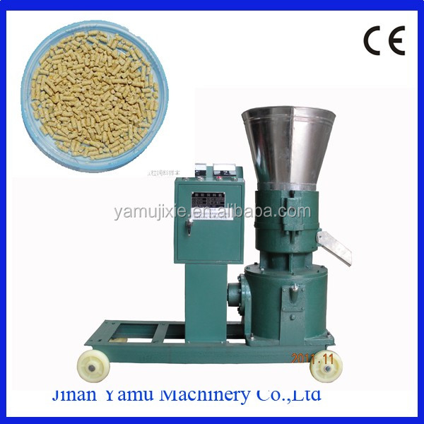 2015 best selling poultry feed farming equipment small pellet mill/pellet machine