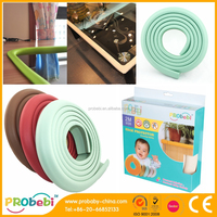 rubber edge protection strip in furniture accessories