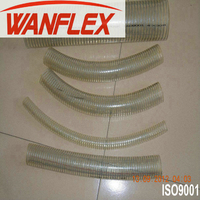 Chinese 10'' Helix Reinforced PVC Suction Hose