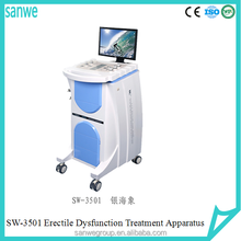 SW-3501 Andrology Male Sexual Dysfunction Therapy Instrument/ Man Sexual Dysfunction Machine / Erectile Dysfunction Instrument
