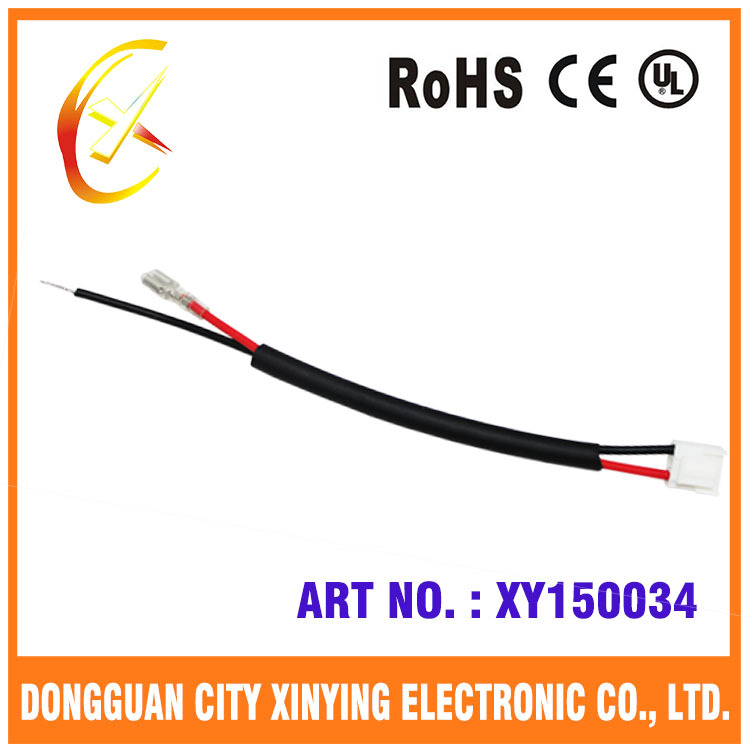 125 degree 600v 2 pin easy jacket wire harness