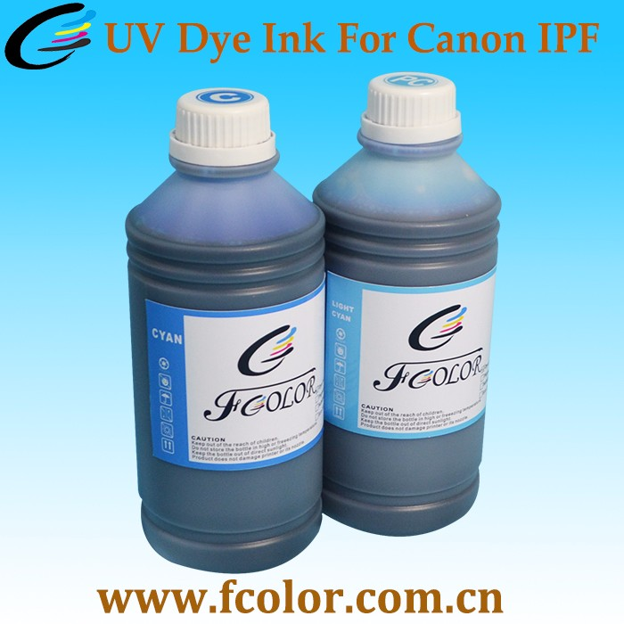 China Supplier High Quality Dye Ink For IPF600 / 605 / 610 / 650 / 655 / 700 / 710 / 750 / 755 / 500
