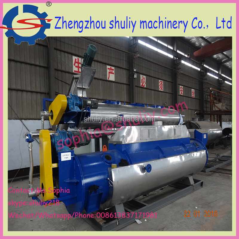 Best seller fish meal making machinery/compact fishmeal plant