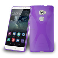 High Quality Matted X Line Tpu Soft Case For Huawe mate s