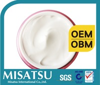 OEM OBM vitamin e whitening cream for skin beauty