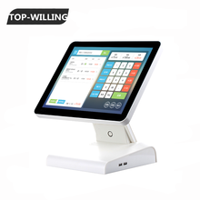 POS Manufacturer Flat Screen 15 inch Point of Sale Machine