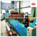 HDPE plastic sheet making machine manufacturing machine