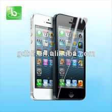 professional manufacturer for iphone5 cell phone screen cover