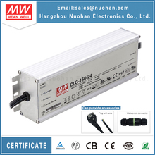 Meanwell CLG-150-24 150W led driver 24V dimmable led strip driver