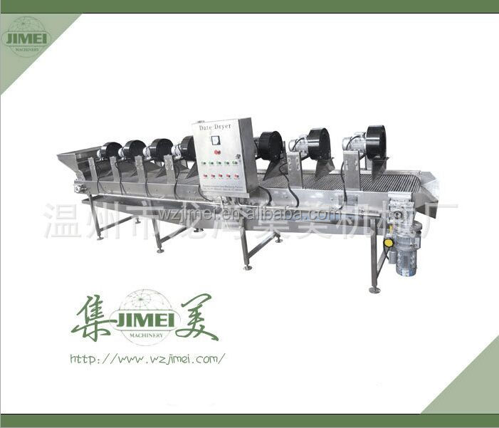 Wind dryer /air flow type dates drying machine