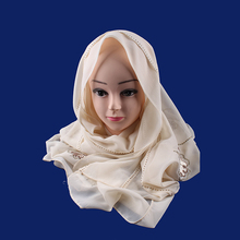 muslim hijab fashion scarf malaysia arab most beautiful fancy hijab scarf