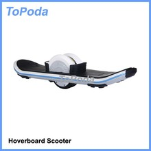 Big wheel electric skateboard with rechagreable battery