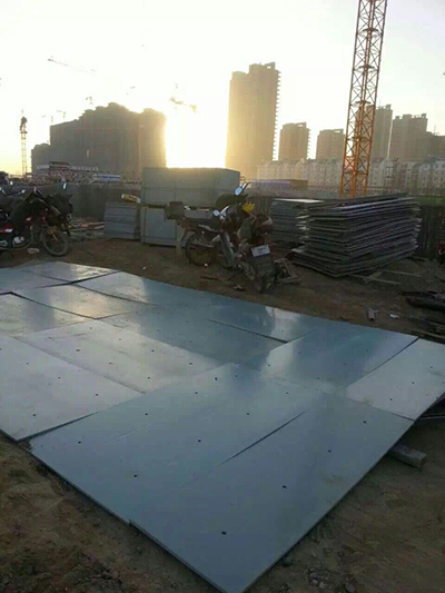 Brand new plastic plywood from linyi