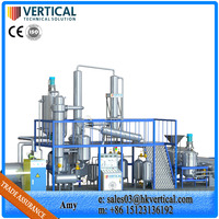 VTS-DP New Standard Waste Motor Oil Recycling Plant