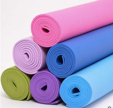 2/3'' inch 6MM high density Yoga mat manufacturer Eco-friendly PVC fitness yoga Mat