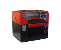Multicolor business card printing machine, uv flatbed LED printer