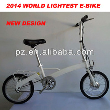 2014 lightest electric bike chinese