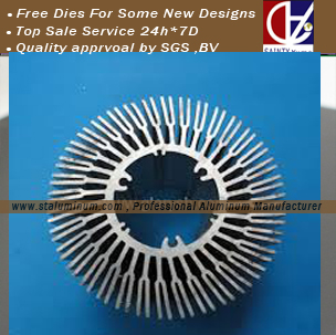 Extruded Aluminum Heatsink Supplier With 600 Desings.