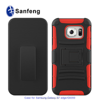 foshan sanfeng unique cell phone case for samsung galaxy S7 edge/G9350 phone case