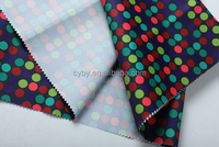 100% Polyester Oxford Waterproof Fabric For Luggage