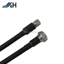 "1/2"" Super Flexible Jumper Cable With DIN Female To N Male Connector"