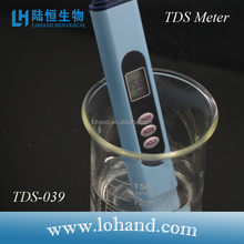 Small digital water testing equipment Auto Temperature Compensation TDS tester