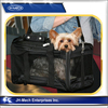 Waterproof black Pet car Carrier, dog carrier