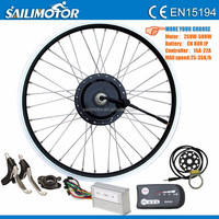 2015 high quality Electric bicycle 250w e bike conversion kit