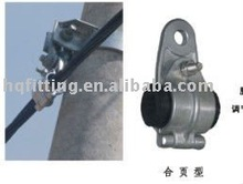 series four insulated suspension clamp