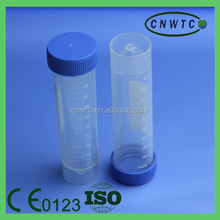 Nonsterile 50ml Self Standing Centrifuge Tube