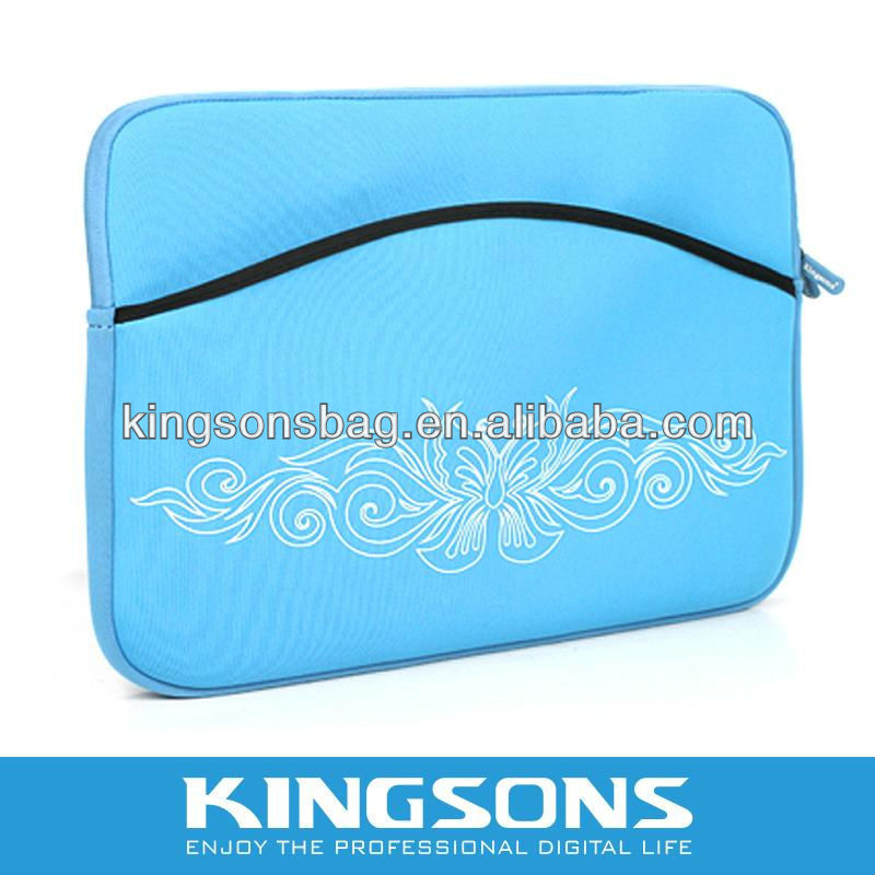 Simple style Laptop sleeve case for ipad K8219W