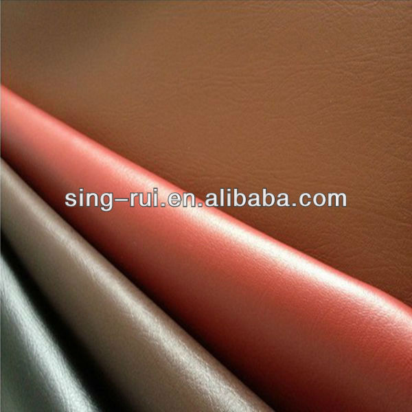 PU Rexine Leather Manufacture