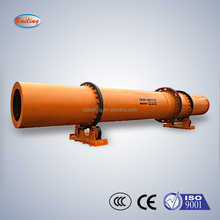 Single Cylinder Dryer machine Wood Chips Sawdust drying equipment Drier Rotary Drum Dryer for sawdust wood