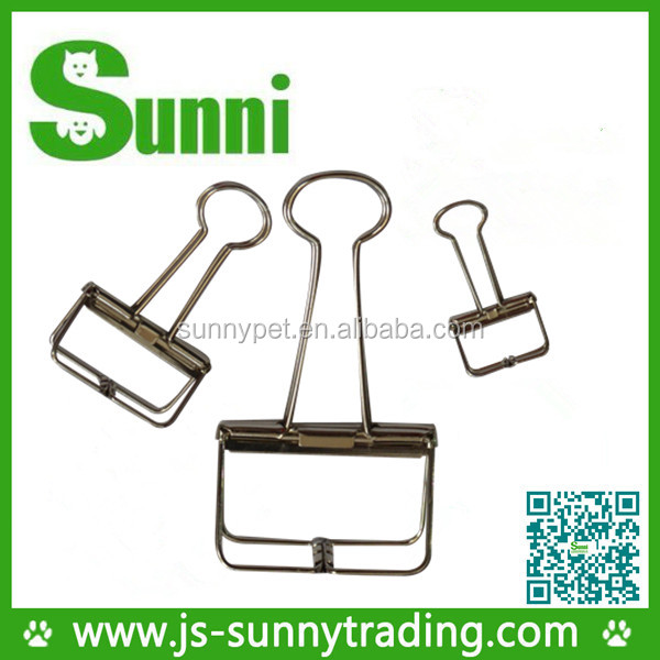 High Quality Colored 32mm horse metal paper clip reach International Standard