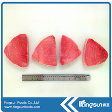 Great quality frozen Yellowfin tuna Steak for sale (Thunnus albacares)