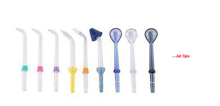 Replacement Jet Tips for dental water jet for dental spa dentists gifts