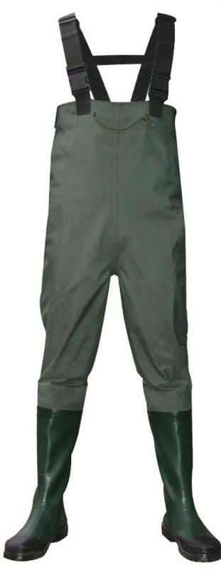 neoprene wader for fishing use