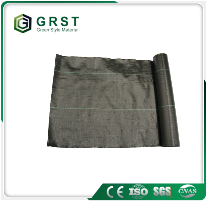 2017 free sample woven fabric weed control mat,weed control pp woven fabric,weed barriers