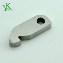 Customized CNC Machining metal part, metal handle