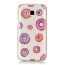 Mobile Phone Accessories,Design 3D Sublimation IMD Printing Soft TPU Transparent Case For Samsung J3 J310