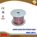 Golden China Supplier 14 AWG With OD 3.8*7.6mm Copper Wire Cable