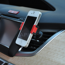 Apps2car Universal 360 Degree Rotating Mobile Phone In Car Air Vent Mount Cradle Holder Stand