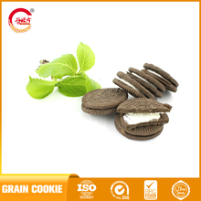 50g cream chocolate biscuit ligne de production industrielle