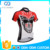 Custom Pro innovation new style design Skull pattern fitness&cool short sleeve cycling jersey with bib shorts