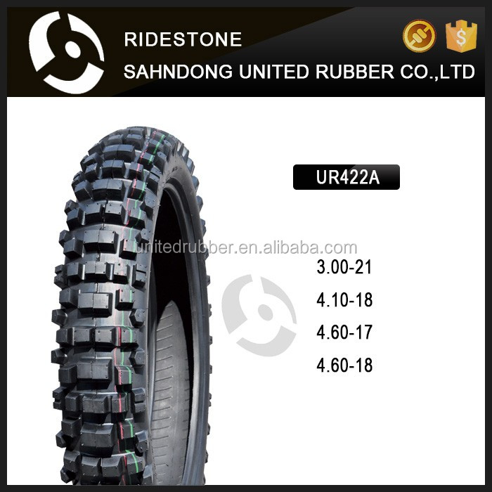 Hot Selling In China 2016 Popular Dirtbike Tyre