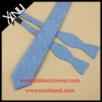 Wholesale Silk Cotton Mens Bow Ties